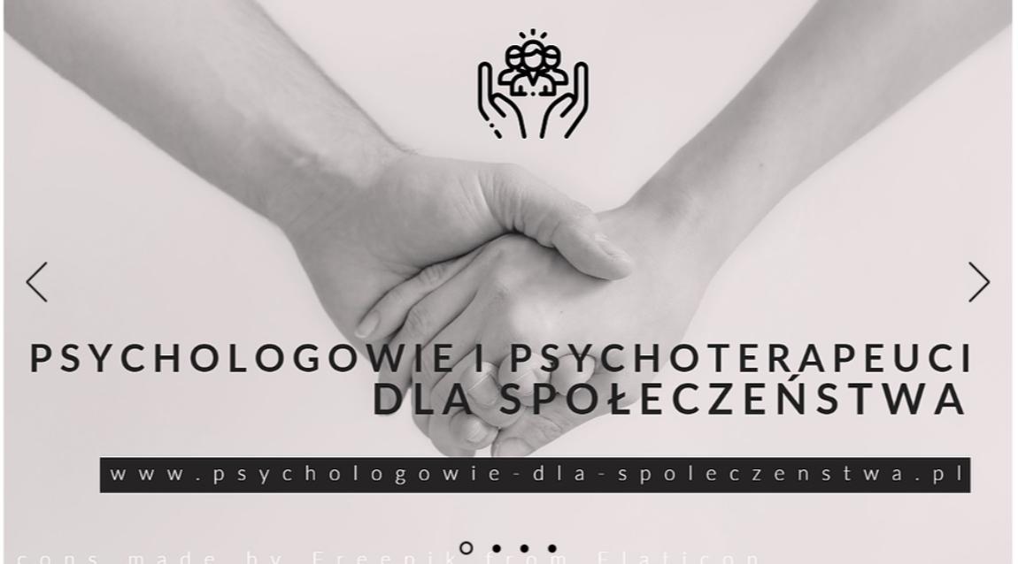 Psychologowie i psychoterapeuci dla społeczeństwa