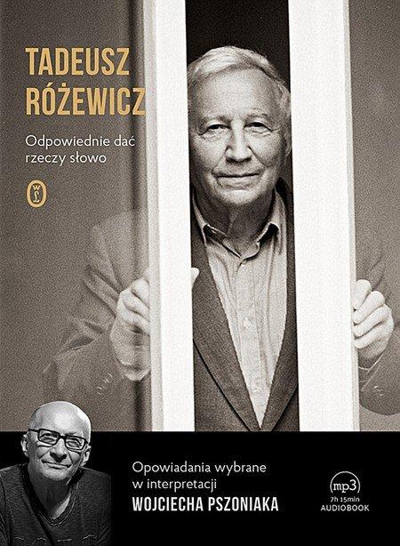 Nagrody i wyróżnienia Tadeusza Różewicza